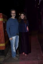 Raveena Tandon, Anil Thadani at the Wrapup party of film Luka Chuppi at The Street in bandra on 28th Jan 2019