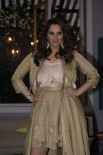 Sania Mirza on the sets of Vogue BFFs at filmalaya studio in Andheri on 26th Jan 2019