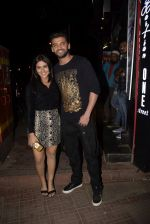 Zaheer Iqbal, Pranutan Bahl at the Wrapup party of film Luka Chuppi at The Street in bandra on 28th Jan 2019 (21)_5c501b8c3a234.JPG