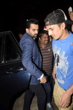 Zaheer Khan at Bobby Deol_s birthday party at his home in juhu on 27th Jan 2019 (56)_5c500530a2d67.JPG