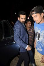 Zaheer Khan at Bobby Deol_s birthday party at his home in juhu on 27th Jan 2019 (57)_5c500532493d0.JPG