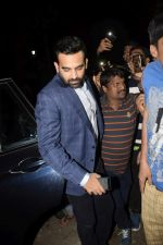 Zaheer Khan at Bobby Deol_s birthday party at his home in juhu on 27th Jan 2019 (59)_5c5005359fd8b.JPG