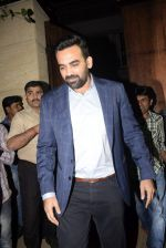 Zaheer Khan at Bobby Deol_s birthday party at his home in juhu on 27th Jan 2019 (81)_5c5005403a35c.JPG