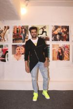 Manish Paul at Daboo Ratnani calander launch in Olive bandra on 28th Jan 2019