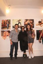 Tiger Shroff, Rekha, Urvashi Rautela at Daboo Ratnani calander launch in Olive bandra on 28th Jan 2019 (46)_5c51525a52e42.JPG