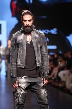 walked the ramp on the first day of Lakme Fashion Week for designer Asa Kazingmei on 30th Jan 2019