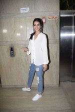 Kriti Sanon at Ek ladki ko Dekha toh Aisa laga screening at The View in Andheri on 31st Jan 2019