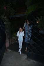 Lara Dutta with daughter spotted at clinic in bandra on 31st Jan 2019 (2)_5c53ea5204712.JPG