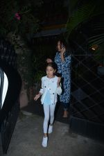 Lara Dutta with daughter spotted at clinic in bandra on 31st Jan 2019 (3)_5c53ea544a2ef.JPG