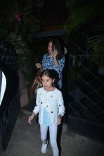 Lara Dutta with daughter spotted at clinic in bandra on 31st Jan 2019 (4)_5c53ea576ef6b.JPG