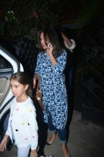 Lara Dutta with daughter spotted at clinic in bandra on 31st Jan 2019 (6)_5c53ea5d198c3.JPG