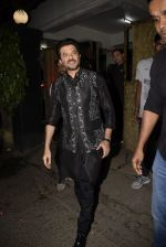 Anil Kapoor at Vidhu Vinod Chopra's party at his home in bandra on 2nd Feb 2019