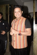 Sukhwinder Singh at Vidhu Vinod Chopra's party at his home in bandra on 2nd Feb 2019