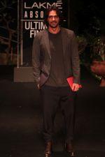 Arjun Rampal on Day 5 at Lakme Fashion Week 2019  on 3rd Feb 2019