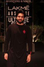 Jackky Bhagnani on Day 5 at Lakme Fashion Week 2019  on 3rd Feb 2019