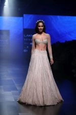 Lisa Haydon walk the ramp for Shehla Khan at Lakme Fashion Week 2019  on 3rd Feb 2019 (27)_5c593f3db8484.jpg