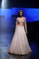 Lisa Haydon walk the ramp for Shehla Khan at Lakme Fashion Week 2019  on 3rd Feb 2019 (28)_5c593f3f690dd.jpg