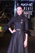 Mandana Karimi on Day 5 at Lakme Fashion Week 2019  on 3rd Feb 2019