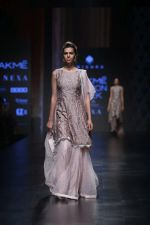 Model Walk the Ramp for Mishru Show at Lakme Fashion Week 2019 on 1st Feb 2019