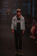 Model Walks Ramp for Gully Gen Studio 2 at Lakme Fashion Week 2019 on 3rd Feb 2019