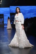 Model walk the ramp for Shehla Khan at Lakme Fashion Week 2019  on 3rd Feb 2019 (60)_5c593f4f991e3.jpg