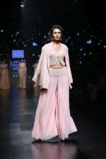 Model walk the ramp for Shehla Khan at Lakme Fashion Week 2019  on 3rd Feb 2019 (74)_5c593f677c17b.jpg