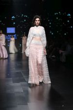 Model walk the ramp for Shehla Khan at Lakme Fashion Week 2019  on 3rd Feb 2019 (75)_5c593f6905f9b.jpg
