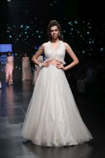 Model walk the ramp for Shehla Khan at Lakme Fashion Week 2019  on 3rd Feb 2019 (77)_5c593f6c1f36c.jpg