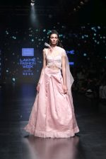 Model walk the ramp for Shehla Khan at Lakme Fashion Week 2019  on 3rd Feb 2019 (82)_5c593f759496f.jpg