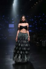 Model walk the ramp for Shehla Khan at Lakme Fashion Week 2019  on 3rd Feb 2019 (88)_5c593f7f643d6.jpg