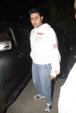 Abhishek Bachchan spotted at bkc post dinner on Abhishek_s birthday on 5th Feb 2019 (64)_5c5a9f3cc07e8.JPG