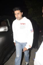 Abhishek Bachchan spotted at bkc post dinner on Abhishek_s birthday on 5th Feb 2019 (65)_5c5a9f3f3902c.JPG