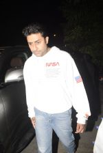 Abhishek Bachchan spotted at bkc post dinner on Abhishek_s birthday on 5th Feb 2019 (66)_5c5a9f4120e91.JPG