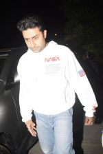 Abhishek Bachchan spotted at bkc post dinner on Abhishek_s birthday on 5th Feb 2019 (67)_5c5a9f4309fd4.JPG