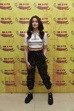 Alia Bhatt at Radio Mirchi studio for the promotions of film Gully Boy on 4th Feb 2019