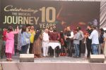 Anil Kapoor, AR Rahman, Gulzar,Sukhwinder Singh, Ila Arun at the 10years celebration of Slumdog Millionaire in Dharavi on 4th Feb 2019 (118)_5c5a93fd42665.JPG