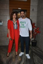 Kirti Kulhari, Mohit Raina at the Success party of fil Uri at Escobar bandra on 4th Feb 2019 (4)_5c5a94eaea327.JPG