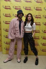 Ranveer Singh, Alia Bhatt at Radio Mirchi studio for the promotions of film Gully Boy on 4th Feb 2019