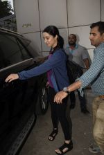 Shraddha Kapoor spotted at dance class in Andheri on 5th Feb 2019 (18)_5c5a9f377d2a2.JPG