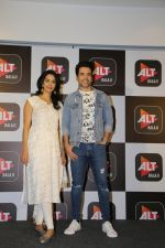 Tusshar Kapoor, Mallika Sherawat at the Launch of Alt Balaji_s new web series Booo Sabki Phategi at Krishna buglow in juhu on 4th Feb 2019 (11)_5c5a96785731c.jpg