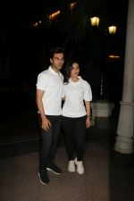 Rajkumar Rao , Patralekha at the launch of Ariel_s new film Sons #ShareTheLoad at ITC Grand Central in parel on 7th Feb 2019 (3)_5c611ba900093.jpg