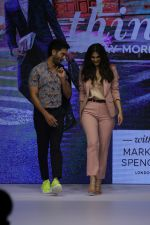 Shahid Kapoor, Vaani Kapoor at Preview of Marks & Spencer Spring Summer Collection 2019 at ITC Grand Central on 7th Feb 2019 (38)_5c611e8c0df6e.JPG
