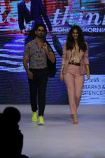 Shahid Kapoor, Vaani Kapoor at Preview of Marks & Spencer Spring Summer Collection 2019 at ITC Grand Central on 7th Feb 2019 (40)_5c611e8f862e3.JPG