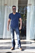 Ajay Devgan at the promotion of film Total Dhamaal on 8th Feb 2019 (1)_5c61327e496c6.jpg