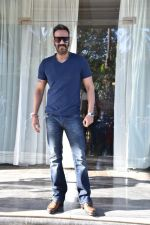 Ajay Devgan at the promotion of film Total Dhamaal on 8th Feb 2019 (2)_5c6132802fd1a.jpg