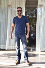 Ajay Devgan at the promotion of film Total Dhamaal on 8th Feb 2019 (5)_5c613286c2b8b.jpg