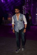 Himesh Reshammiya at Azhar Morani & Tanya Seth Sangeet in NSCI worli on 7th Feb 2019 (42)_5c611cb3d3304.JPG