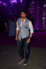 Himesh Reshammiya at Azhar Morani & Tanya Seth Sangeet in NSCI worli on 7th Feb 2019 (43)_5c611cb68d60a.JPG