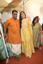 Katrina Kaif at Saraswati pujan at Anurag Basu_s house in goregaon on 10th Feb 2019 (17)_5c61301aafb5c.jpg