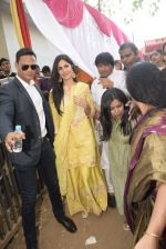 Katrina Kaif at Saraswati pujan at Anurag Basu_s house in goregaon on 10th Feb 2019 (44)_5c61304aeb253.jpg